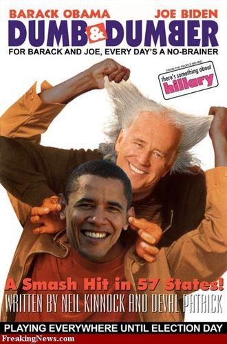 obama dumb and dumber
